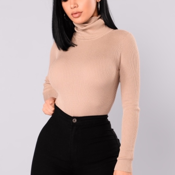 Fashion Nova Sweaters - FN Turtleneck Sweater bcfbfb212